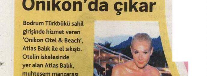 Onikon Yaz Beach