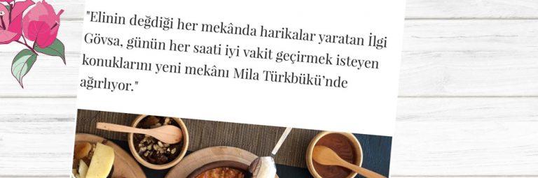 mila ilgi gövsa haber food in life